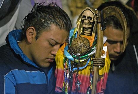 культ Святой Смерти