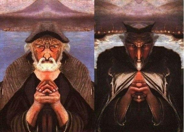 Скрытый смысл картины «Старый рыбак»
